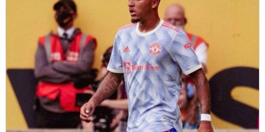 Sekalinya Jadi Starter untuk Man United, Jadon Sancho Masuk Tim Terburuk