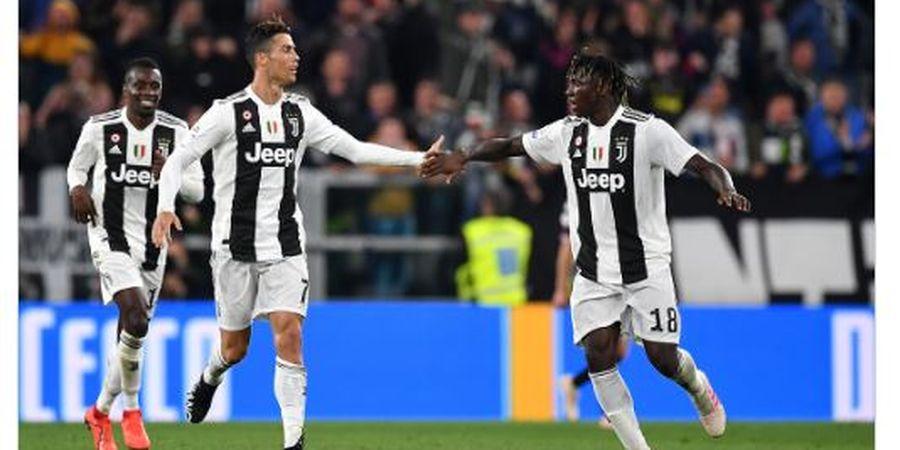 Gantikan Cristiano Ronaldo, Juventus Resmi Pulangkan Mantan Wonderkid