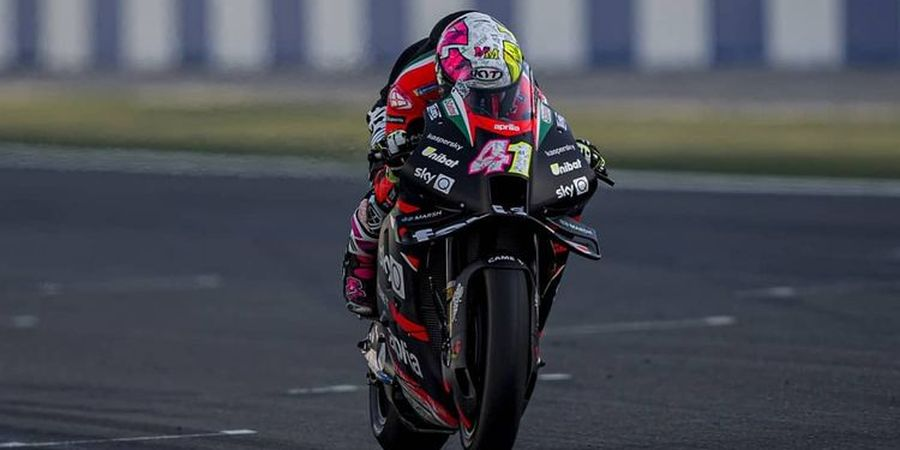 MotoGP San Marino 2021 - Vinales Puas Alami Peningkatan di Misano