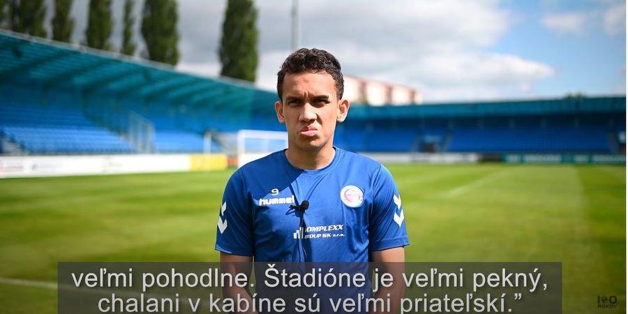 Egy Maulana Vikri Vital untuk Lawan Peringkat 4 Liga Slovakia, FK Senica Tolak Negosiasi PSSI