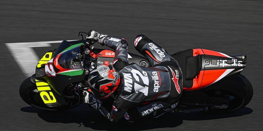 Maverick Vinales Gabung Aprilia, Satu Tim Terkuat Telah Lahir di MotoGP 2022