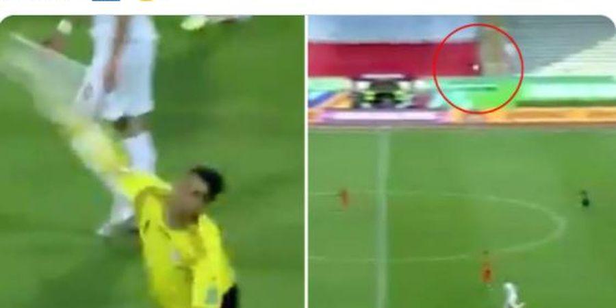 Alireza Beiranvand, Kiper Iran yang Tepis Penalti Cristiano Ronaldo, Lempar Bola Sejauh 73 Meter