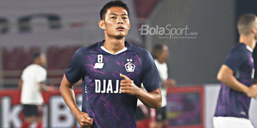 Pemain Persik Kediri Antisipasi Kekompakan dari PSM Makassar
