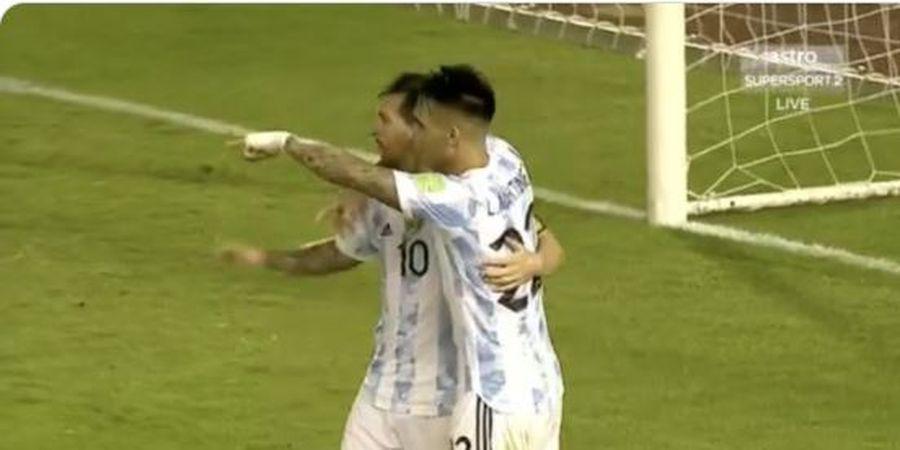 Muncul Kasus COVID-19 di Timnas Argentina, Lionel Messi Gimana?