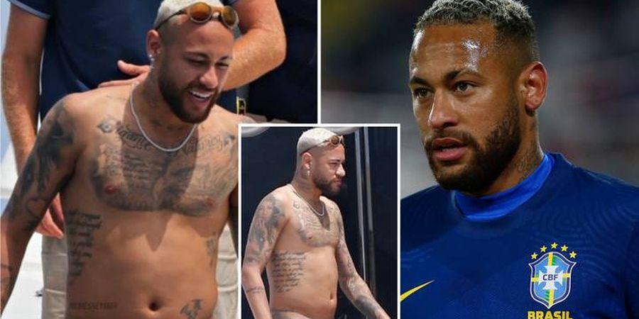 Terus-terusan Tuai Kritik, Neymar Akhirnya Beri Balasan Menohok