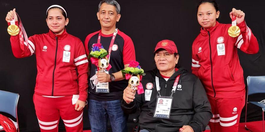 Update Klasemen Medali Paralimpiade Tokyo 2020 - Raih Emas Pertama, Indonesia Tempati Peringkat ke-53