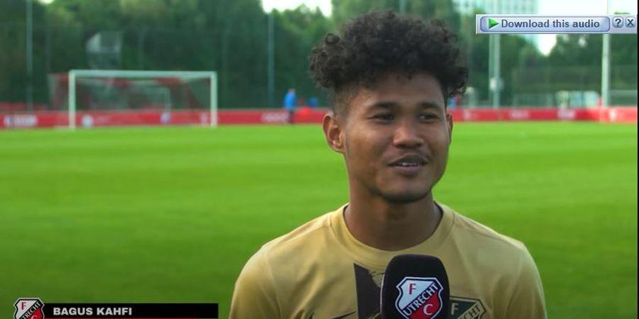 Dirtek FC Utrecht Berharap Banyak Setelah Bagus Kahfi Debut dan Cetak Gol di Jong FC Utrecht