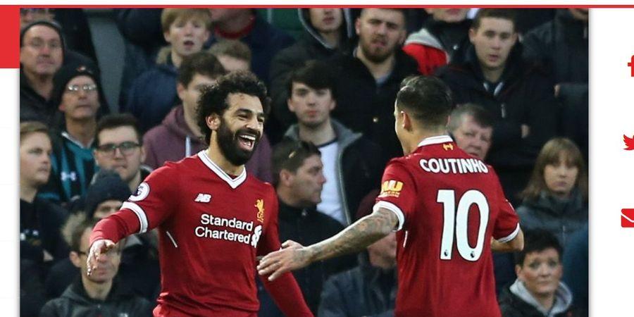 Permintaan Gaji Bikin Pusing Liverpool, Mohamed Salah Harus Berkaca pada Nasib Coutinho