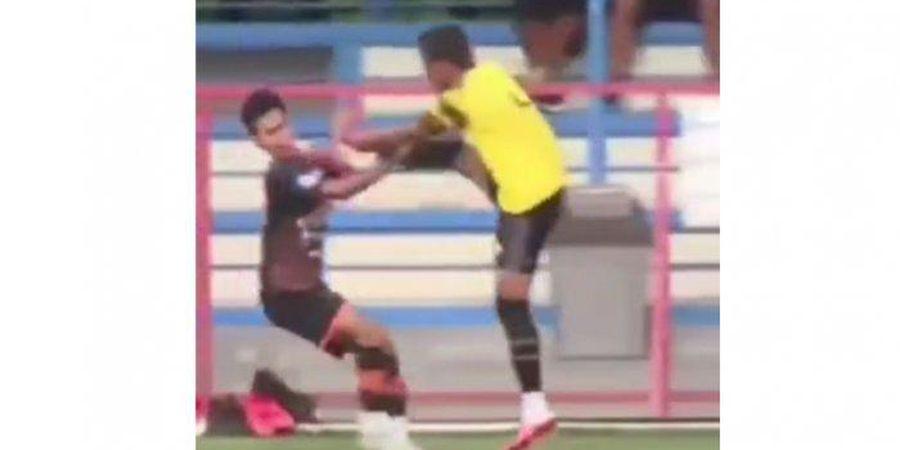Marca Soroti Insiden Horor di Laga AHHA PS Pati FC Vs Persiraja, Aksi Syaiful Indra Cahya Adalah Tendangan Pembunuh