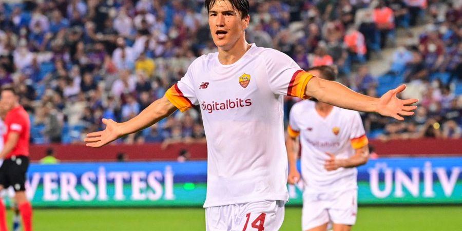 Eldor Shomurodov Curhat soal Target Besar AS Roma dan Cara Melatih Jose Mourinho