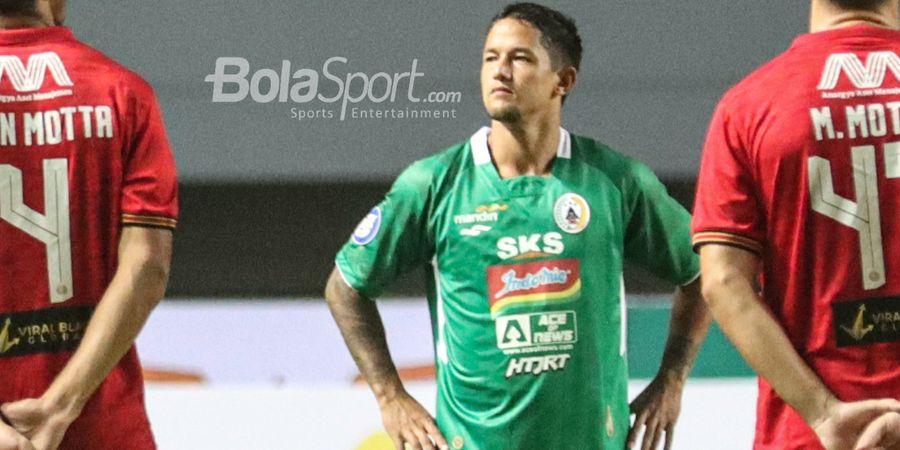 Irfan Bachdim Diisukan ke Arema FC Usai Berpisah dari PSS Sleman