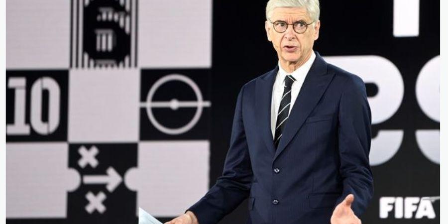 Enam Poin Rencana Gila Arsene Wenger Rombak Jadwal Sepak Bola, Bakal Ubah Piala Dunia