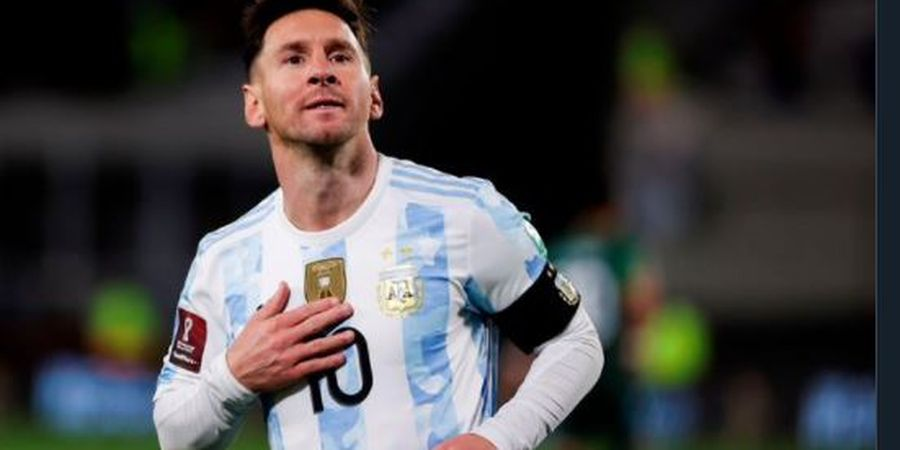 Messi Ukir 80 Gol bareng Argentina, Ungguli Pele, Kalah dari Legenda Malaysia dan Cristiano Ronaldo