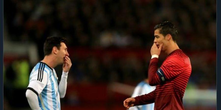 Beda Adaptasi GOAT di Klub Baru - Cristiano Ronaldo Terganggu Domba, Lionel Messi Tak Betah Tinggal di Hotel