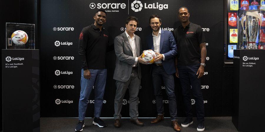 LaLiga Berkolaborasi dengan Sorare untuk Memasuki Dunia NFT