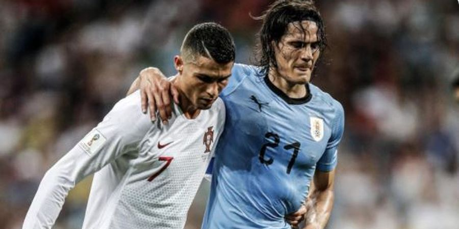 Solskjaer Jelaskan soal Cristiano Ronaldo Diberi Nomor 7 Man United oleh Cavani
