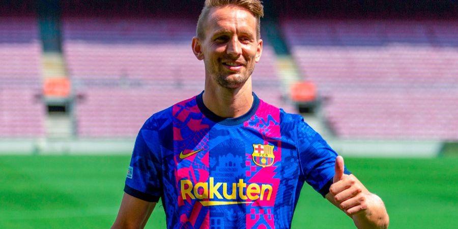 Dipuji Ronald Koeman Setinggi Langit, Luuk de Jong Pede Langsung Nyetel dengan Barcelona