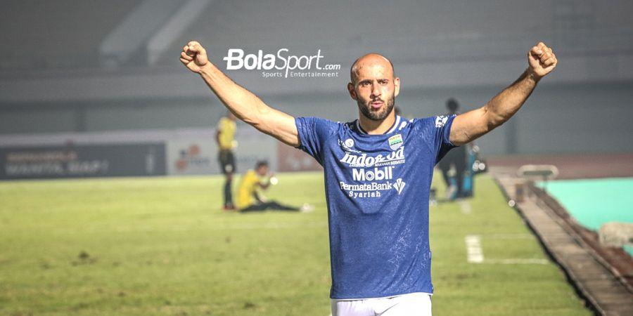 Usai Lawan Persita, Dua Pemain Persib Bandung Harus Jalani Pemulihan