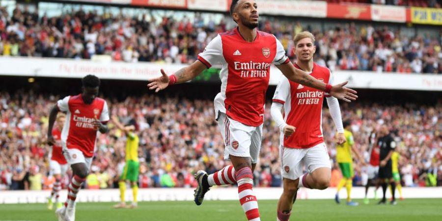 Hasil dan Klasemen Liga Inggris - Arsenal Keluar dari Zona Degradasi, Ronaldo dan Lukaku Kompak Cetak Brace