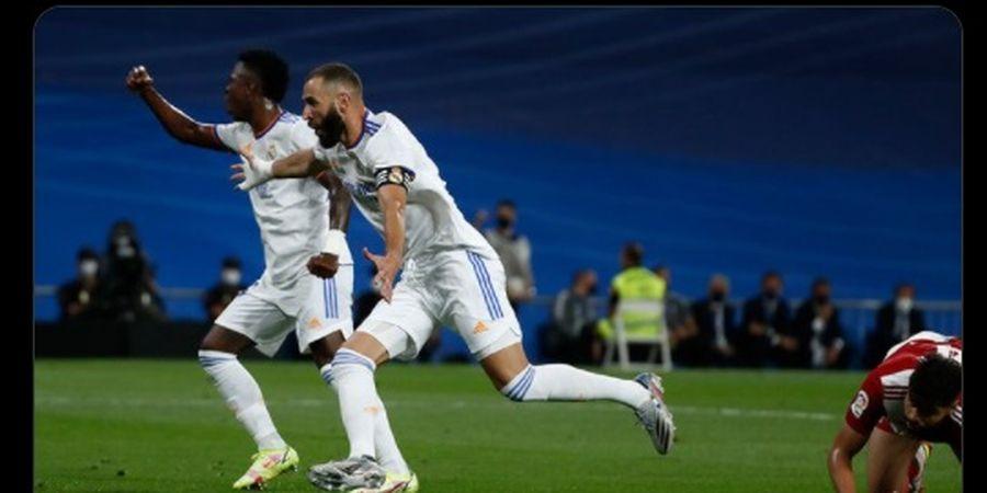 Susunan Pemain Valencia vs Real Madrid - Trio Kombo Hazard-Benzema-Vinicius Pimpin Kunjungan ke Neraka