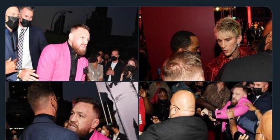 Eks Pelatih Mike Tyson Sebut McGregor Mabuk Saat Hampir Hajar MGK