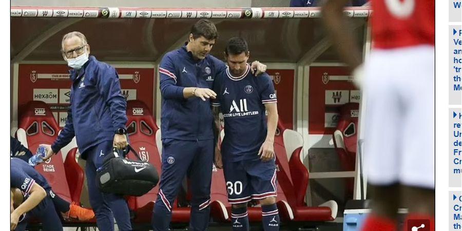 Punya Banyak Kesamaan, Pochettino Masih Tidak Menyangka Bisa Menangani Lionel Messi
