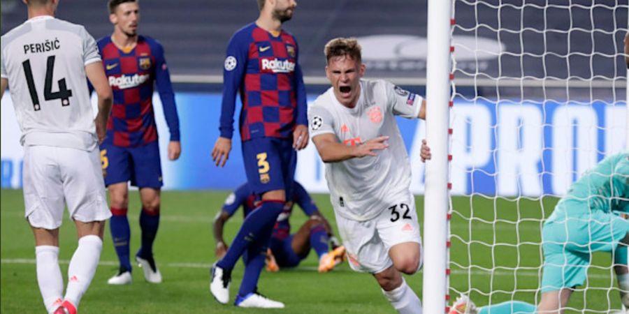 Kimmich: Hajar Barcelona 8-2 Lebih Spesial daripada Kalahkan Brasil 7-1