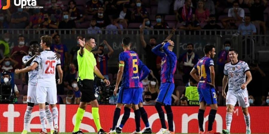 Gara-gara Suporter, Satu Pemain Barcelona Tangisnya Pecah di Ruang Ganti