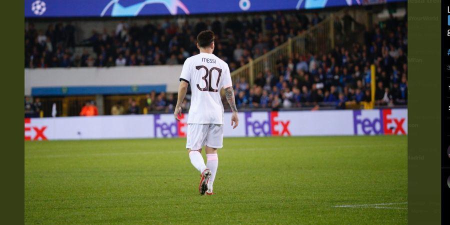 Messi Tenggelam, Trio Perdana dengan Neymar dan Mbappe di Liga Champions Malah Memble
