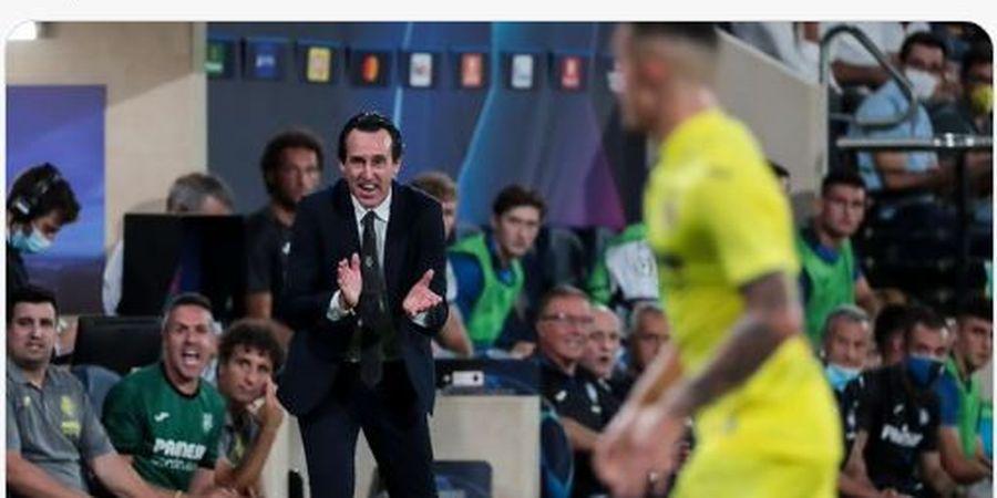 Persaingan di Grup F Jadi Rumit, Pelatih Villarreal Salahkan Man United