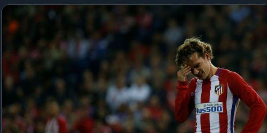 Hasil dan Klasemen Liga Spanyol - Atletico Ompong saat Griezmann Pulang, Joao Felix Sebut Wasit Gila