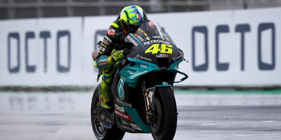 Valentino Rossi Pensiun dari MotoGP, Andrea Dovizioso: Lebih dari Seorang Juara
