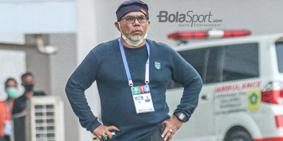 Jelang Tantang Persija, Pelatih Persela Akui Kelemahan Timnya
