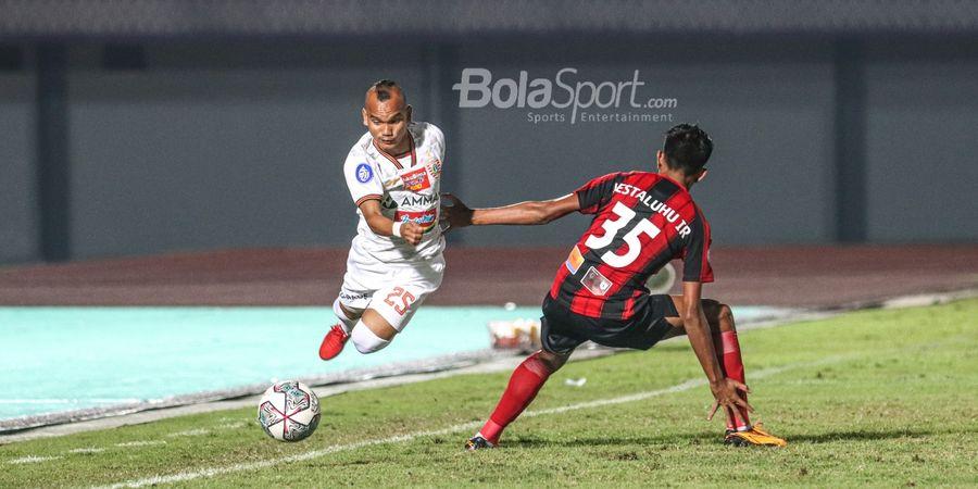 Hasil Liga 1 - Persija Jakarta Ditahan Imbang Persipura Jayapura