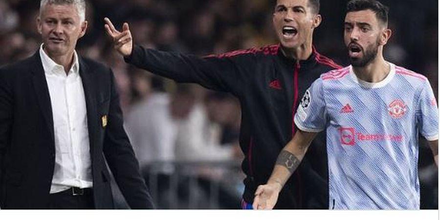 Edit Sosok Solskjaer , TV Norwegia Dikecam Saat Kritik Momen Ketika Ronaldo Jadi Pelatih Dadakan