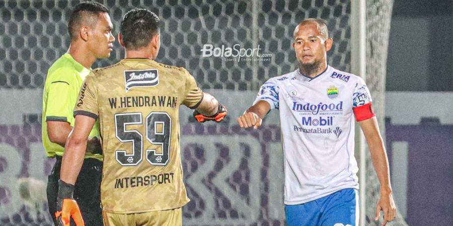 Hadapi PSM Makassar, Ini Harapan Kapten Persib Bandung