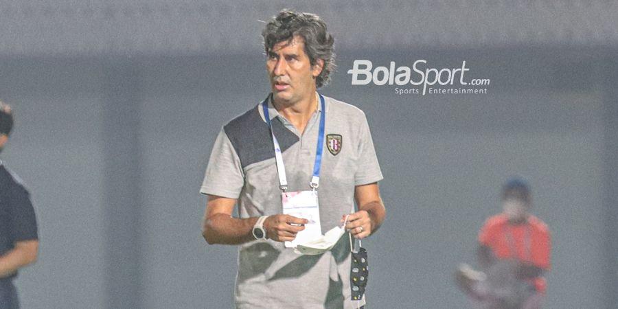 Langsung Dihadapkan 2 Lawan Berat, Begini Komentar Pelatih Bali United