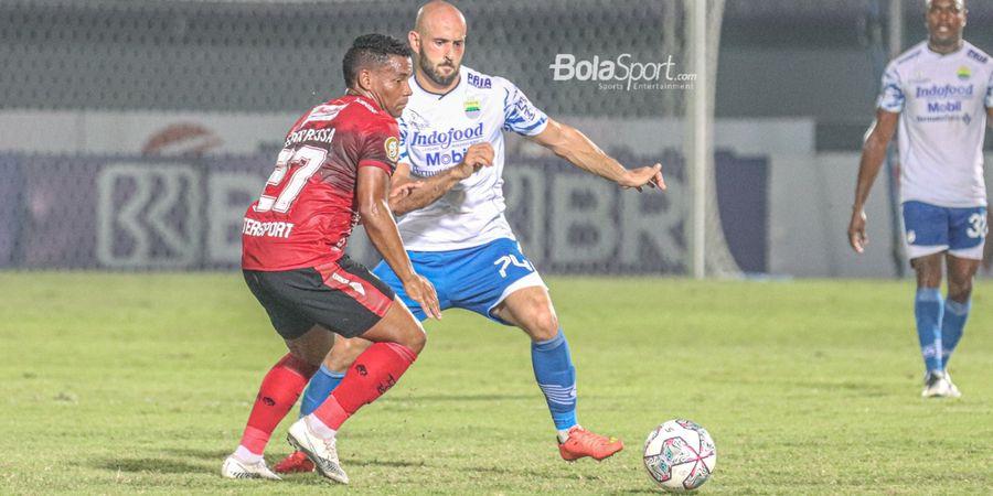 Meski Ditinggal Mario Gomez, Persib tetap Waspadai Kekuatan Borneo FC