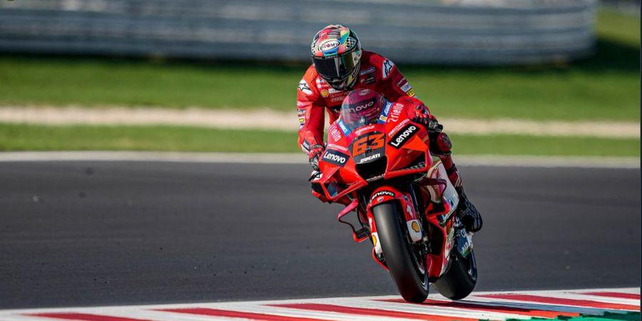 Soal Motor, Suzuki Ketinggalan 5 Langkah dari Ducati pada MotoGP 2021