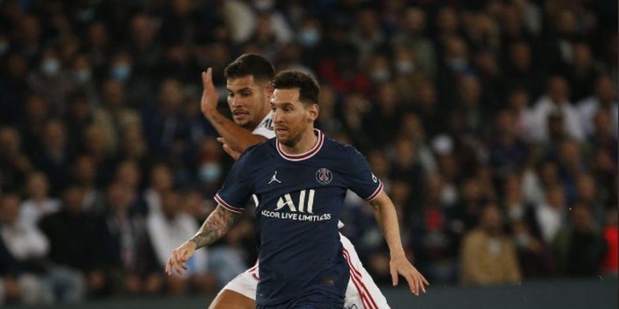 Hasil Liga Prancis - Lionel Messi Masih Mandul di Debut Kandang, PSG Nyaris Gagal Menang