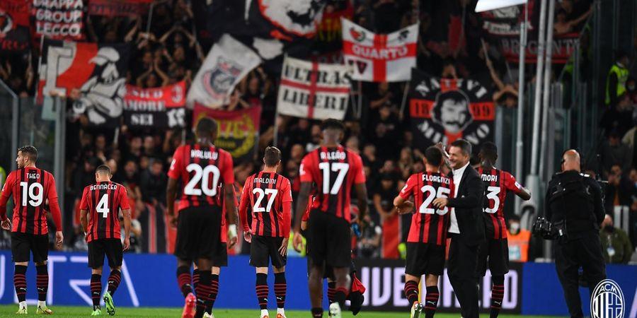 AC Milan Vs Venezia - Punya Pertahanan Terbaik, Rossoneri Ompong di Depan