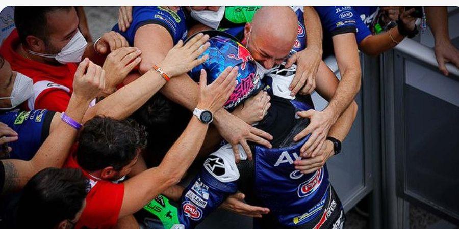 Sah Kompetitif, Semua Motor Akhirnya Kebagian Podium pada MotoGP 2021