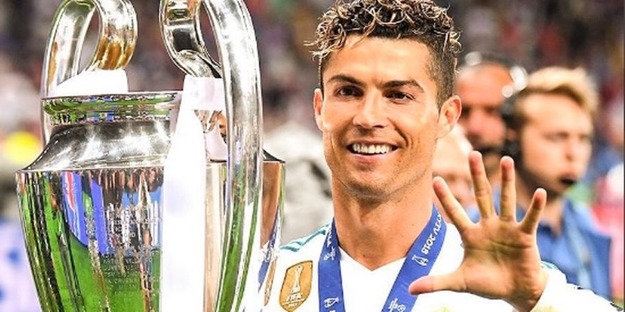 Gara-gara Real Madrid, Cristiano Ronaldo Gagal Balik Liga Spanyol Musim Ini