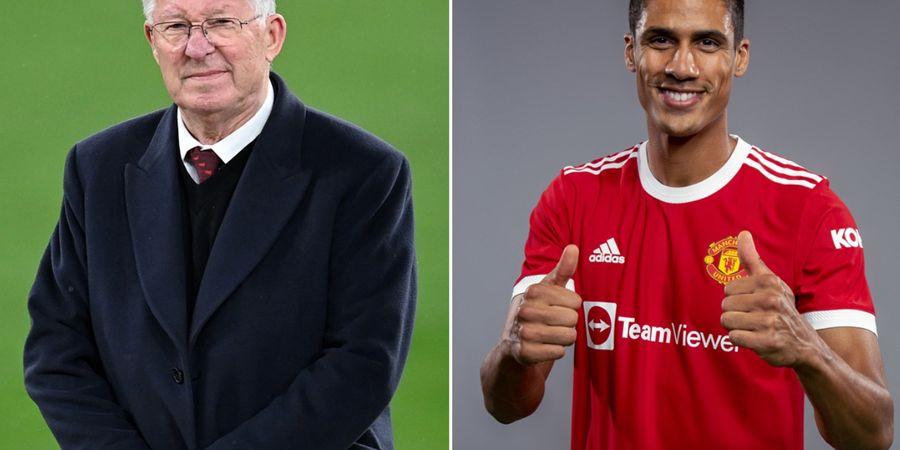 Sempat Bertemu Sir Alex, Raphael Varane Justru Gabung Real Madrid