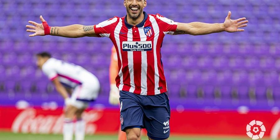 Hasil Lengkap dan Klasemen Liga Spanyol - Suarez Juru Selamat, Atletico Kedinginan di Puncak