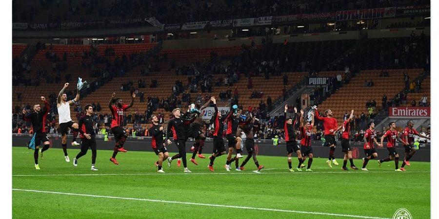 Hasil dan Klasemen Liga Italia - Juventus Raup Kemenangan Perdana, AC Milan Pepet Rival Sekota