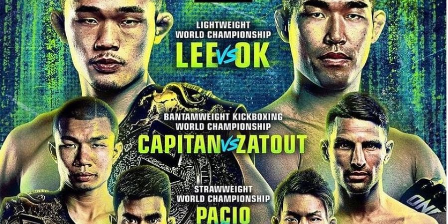 Hasil ONE Championship: Revolution - Christian Lee Kalah, Ada Raja Baru Kelas Ringan!