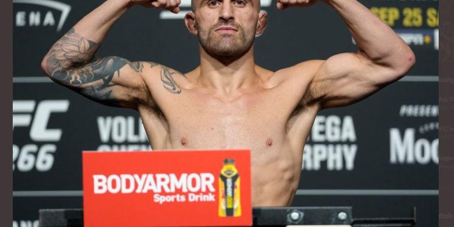 Conor McGregor Mau Tendang Kepalanya, Raja Kelas Bulu UFC Bilang Begini