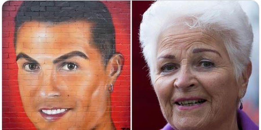 Setelah Patung Kocak, Kini Mural Cristiano Ronaldo Turut Menuai Kritik