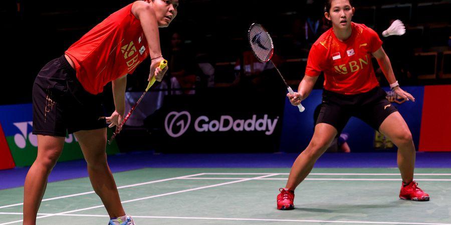 Sudirman Cup 2021 - Jalani Debut, Ribka/Fadia Jadi Suksesor Greysia/Apriyani